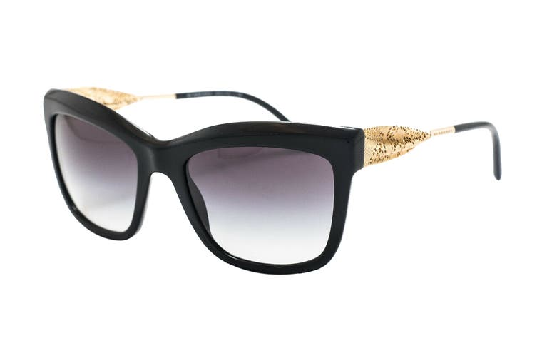 Burberry 0BE4207 Sunglasses (Black) - Gray Gradient