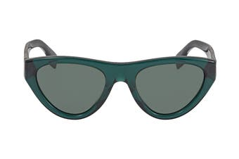 Burberry 0BE4285 Sunglasses (Transparent Green) - Green