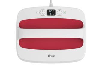 """Cricut Easypress 2, 9"""" x 9"""" - Raspberry (2005554)"""