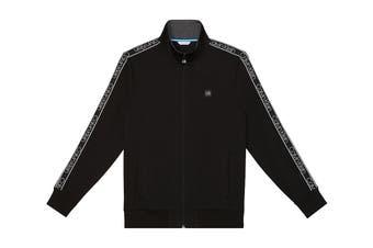 Calvin Klein Men's Athleisure Logo Band (Black)