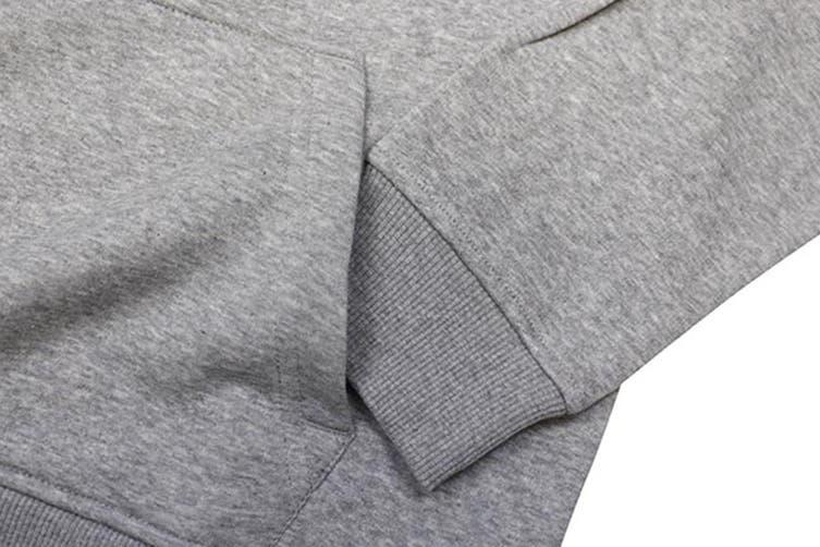 Calvin Klein Men's Monogram Logo Fleece (Med Charcoal, Size M)