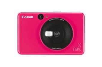 Canon INSPIC C Instant Camera - Bubble Gum Pink