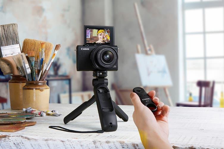 Canon HG-100TBR Tripod Grip with BR-E1 Bluetooth Remote