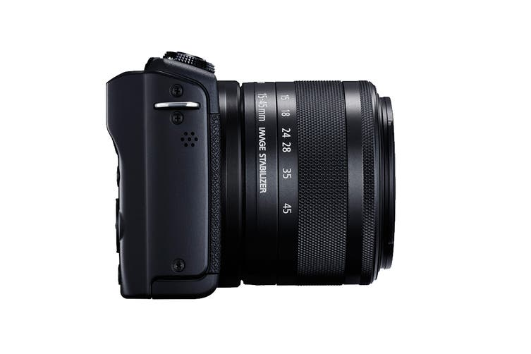 Canon EOS M200 Mirrorless Camera Single Kit with EFM15-45 Lens