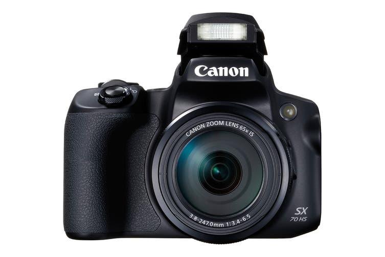 Canon PowerShot SX70HS Super Zoom Digital Camera