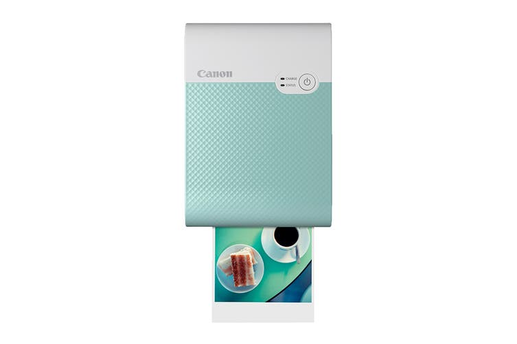 Canon Selphy Square Printer - Green (QX10)