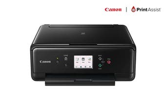 Canon PIXMA Home All-In-One Printer - Black (TS6260)