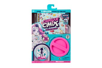 Capsule Chix Mix+Match Doll Ctrl+Alt+Magic Collection