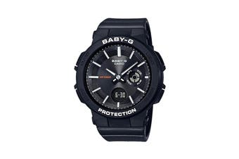 Casio Baby-G Analog Digital Watch with Resin Band - Black (BA255-1A)