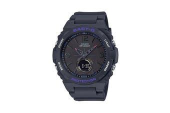 Casio BABY-G Vintage Ana-Digital Female Watch - Black (BGA260-1A)