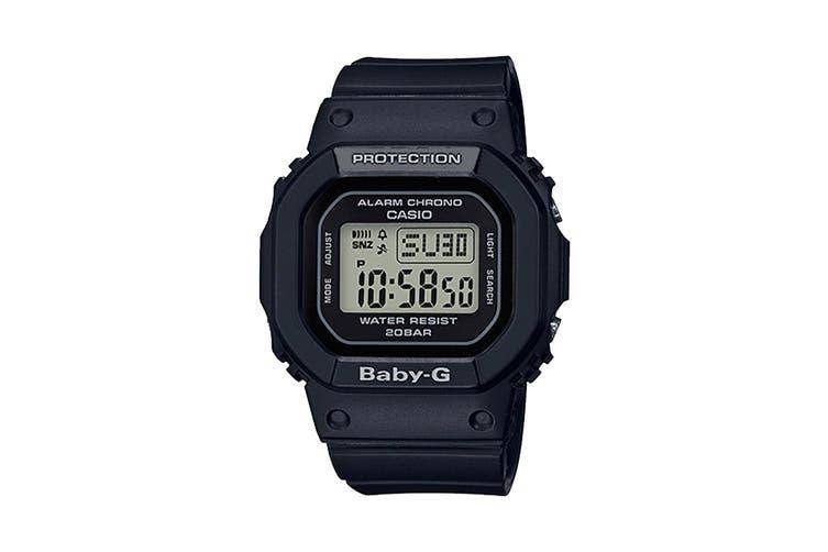 Casio BABY-G Digital Female Watch - Black (BGD560-1D)