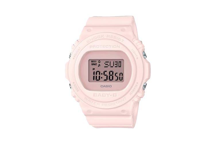 Casio BABY-G Digital Female Watch - Pink (BGD570-4D)