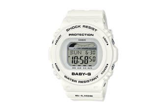 Casio Baby-G G-Lide Surf Tide Ana-Digital Watch - White (BLX570-7D)