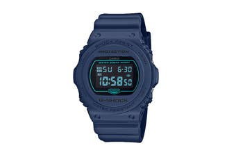 Casio G-Shock  Digital Watch - Navy (DW5700BBM-2D)