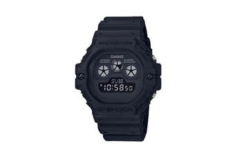 Casio G-Shock Digital Blackout Watch with Resin Band - Black (DW5900BB-1D)