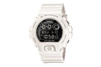 Casio G-Shock Classic Digital Watch - White/Black (DW6900NB-7)
