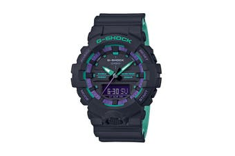 Casio G-Shock Duo 90'S Sport Ana-Digital Watch - Black/Green (GA800BL-1A)