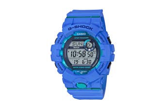 Casio G-Shock Step Trac Digital Watch -Blue (GBD800-2D)