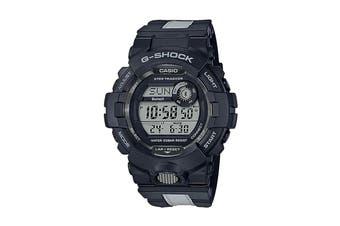 Casio G-Shock Bluetooth Step Count Digital Watch - Black/White (GBD800LU-1D)