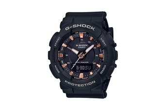 Casio G-SHOCK Step Tracker Ana-Digital Watch - Black (GMAS130PA-1A)