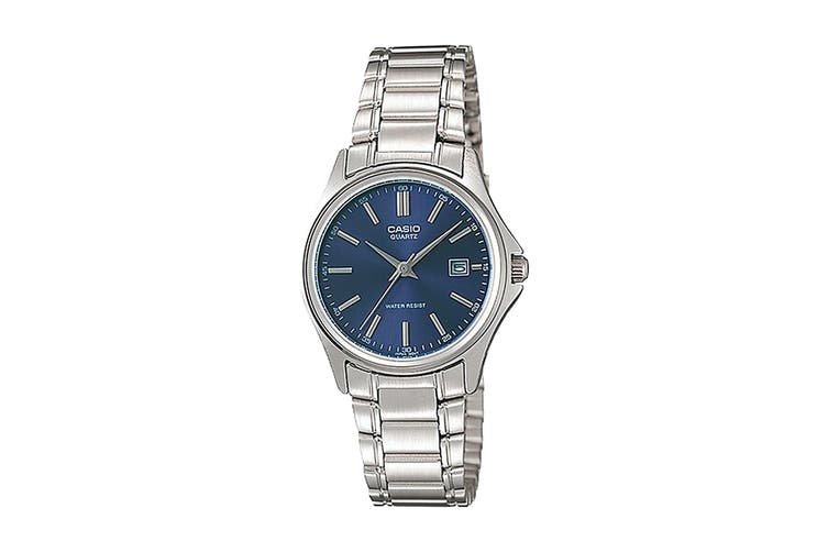 Casio Analog Stainless Steel Watch - Blue (LTP1183A-2A)
