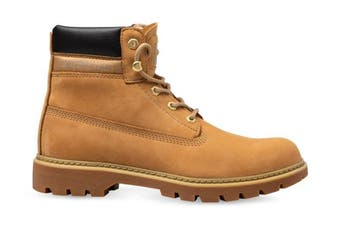 Caterpillar Women's Lyric Boot (Honey Reset)