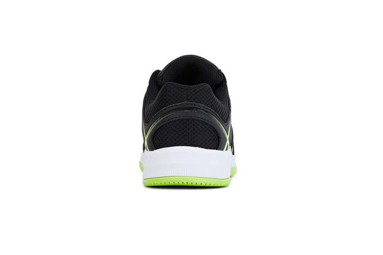 Clarks Kids Action Shoe (Black/Lime E+, Size 08 UK)