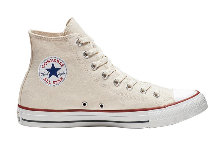 Converse Unisex Chuck Taylor All Star Hi (Natural Ivory, Size 11)