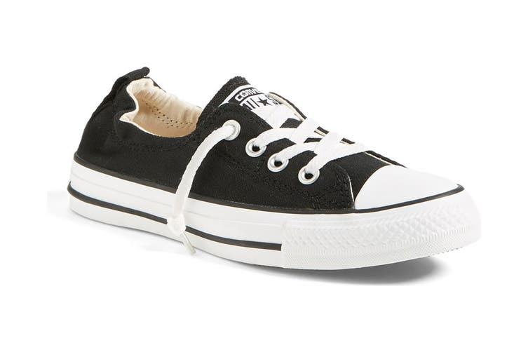 Converse Women's Chuck Taylor All Star Shoreline Slip (Black, Size 5 US)