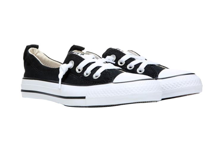 Converse Women's Chuck Taylor All Star Shoreline Slip (Black, Size 6 US)