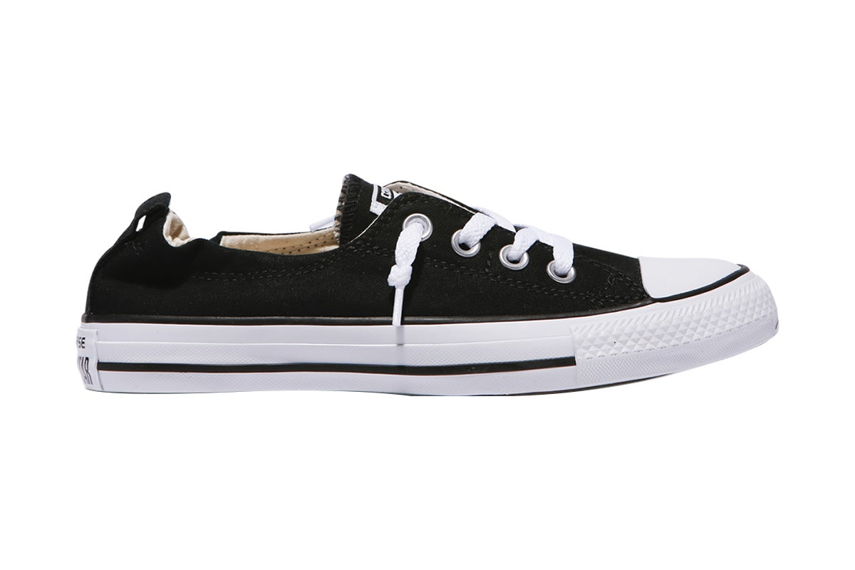 Star Shoreline Slip (Black, Size 8.5
