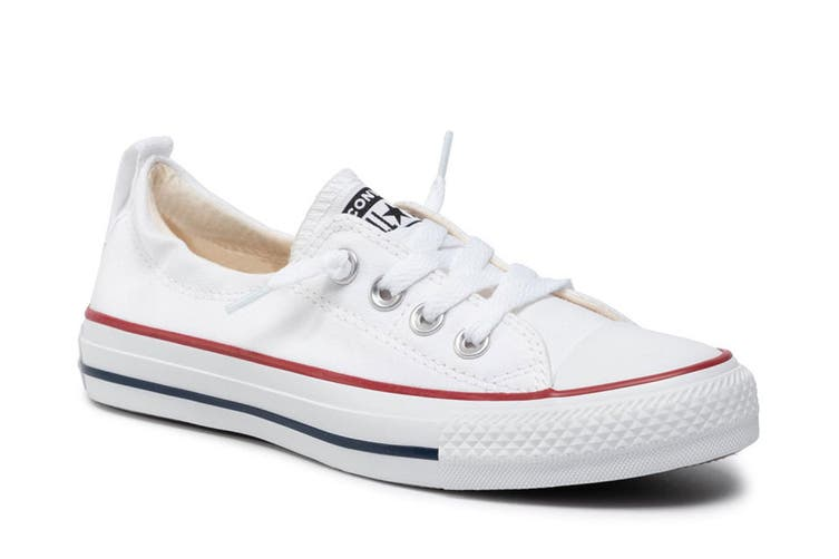 Converse Women's Chuck Taylor All Star Shoreline Slip (White, Size 10 US)