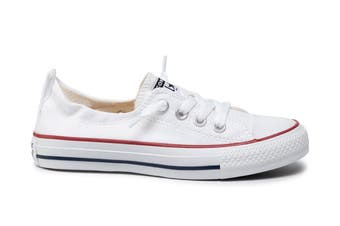 Converse Women's Chuck Taylor All Star Shoreline Slip (White, Size 6.5 US)