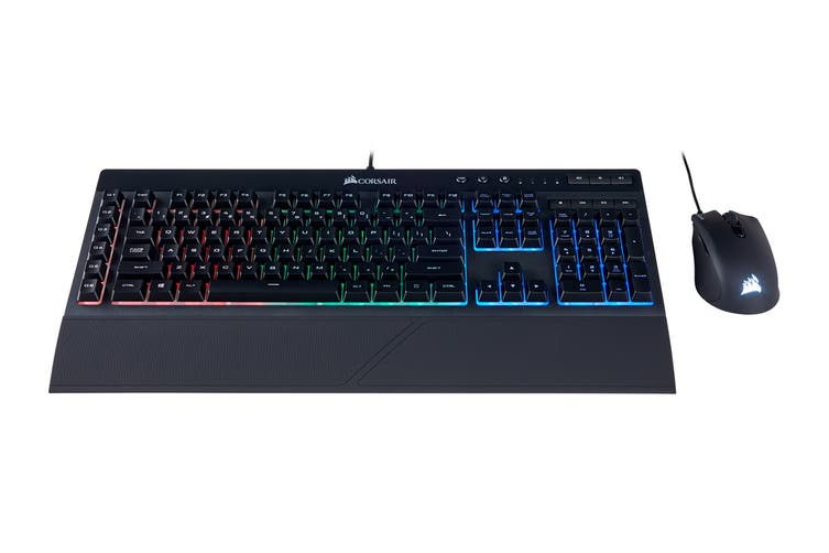 Corsair K55 Plus Harpoon RGB Keyboard and Mouse Combo