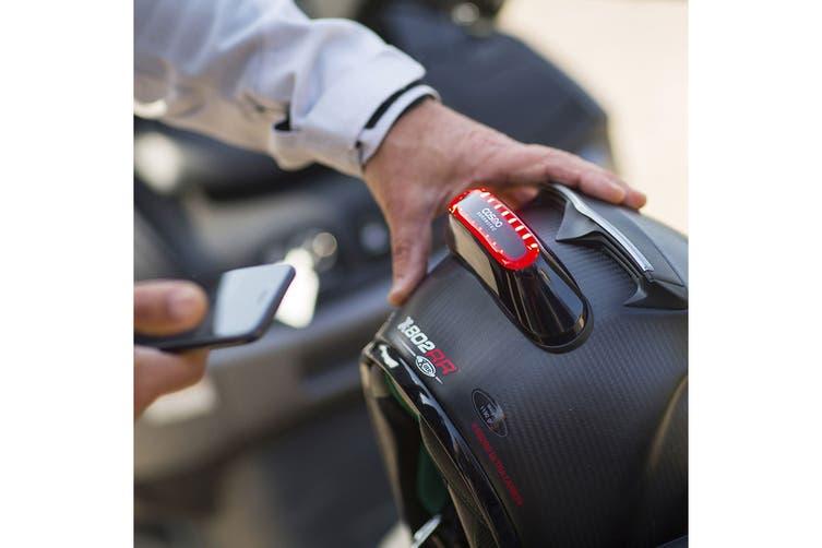 Cosmo Moto Helmet Brake And Security Light