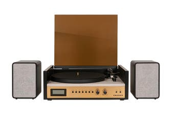 Crosley Entertainment System  (CR7017A-BK)