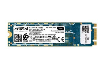 Crucial MX500 M.2 Type 2280 Internal SSD