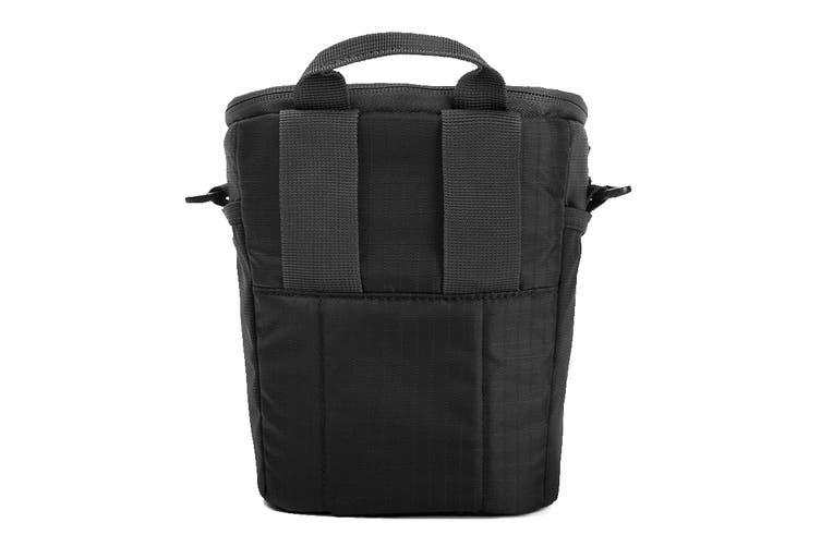 Crumpler Quick Delight Toploader 300 Camera Bag- Black