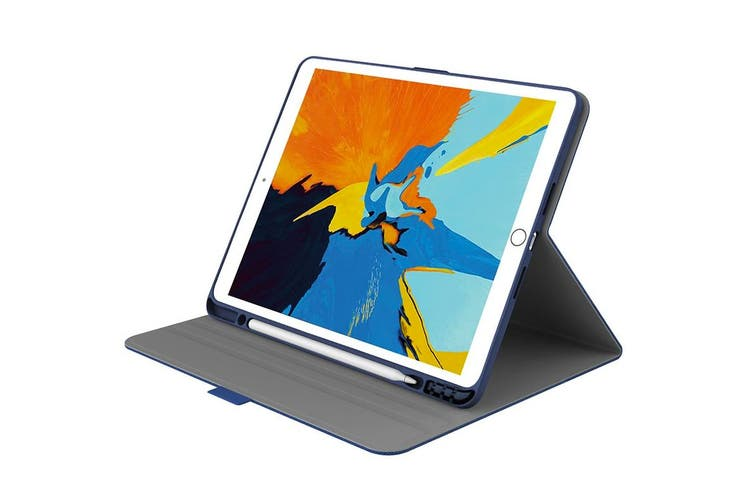 "Cygnett TekView Slimline Case Slim Case for iPad Air & iPad Pro 10.5"" - Navy/Blue (CY2153TEKVI)"