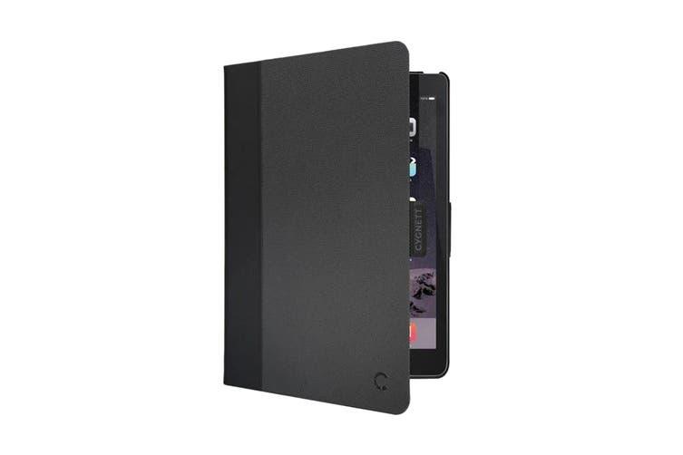 Cygnett TekView Slimline Case with Apple Pencil Holder for iPad 9.7'' - Black (CY2165TEKVI)