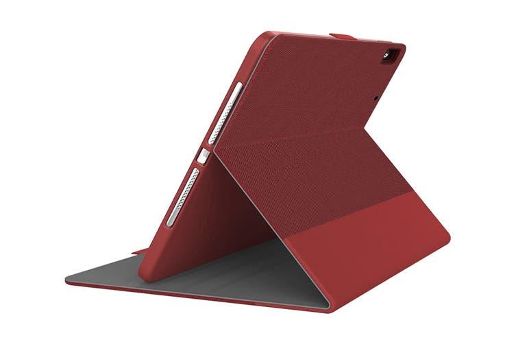 Cygnett TekView Slimline Case with Apple Pencil Holder for iPad 9.7'' - Red (CY2168TEKVI)