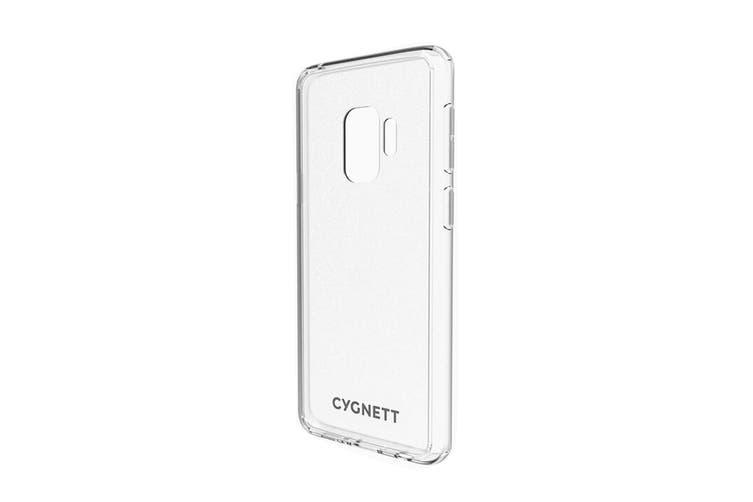 Cygnett AeroShield Hard Case for Samsung Galaxy S9 - Crystal (CY2419CPAEG)