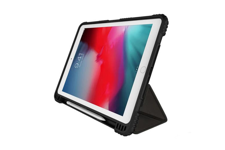 """Cygnett Workmate Pro iPad Case with Magnetic Pencil Holder 9.7"""" (CY2587WORKM)"""