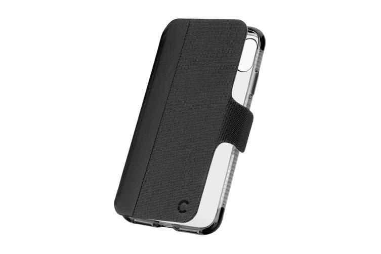 Cygnett TekWallet Premium Protective Wallet Case for iPhone Xs Max - Black (CY2599CPTEK)