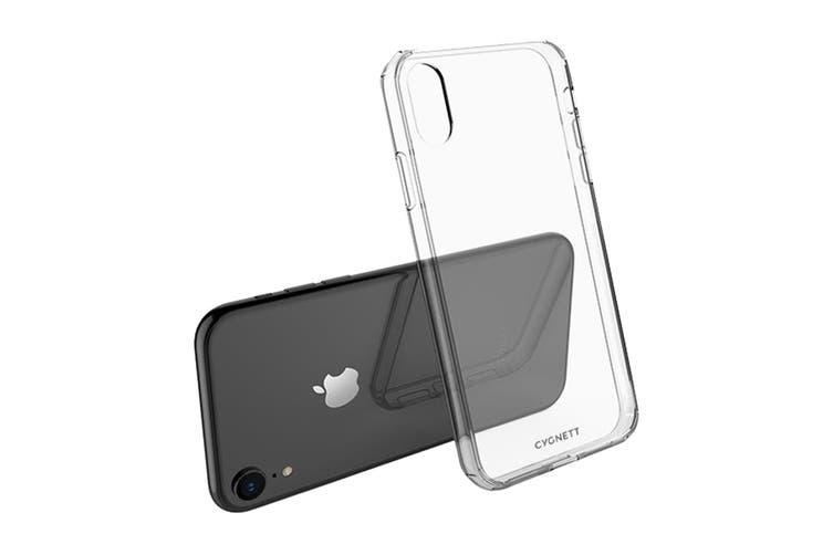 Cygnett AeroShield Slim Protective Case for iPhone XR - Crystal (CY2601CPAEG)