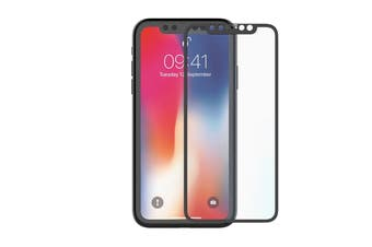 Cygnett Edge to Edge 9H Double Tempered Glass Screen Protector for iPhone Xs & X (CY2627CPTGL)