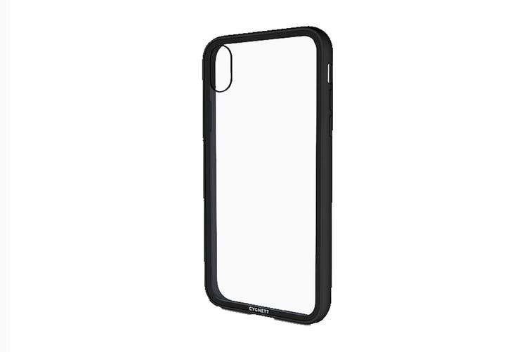 Cygnett Ozone 9H Tempered Glass Protective Case for iPhone XR - Black (CY2640OZONE)