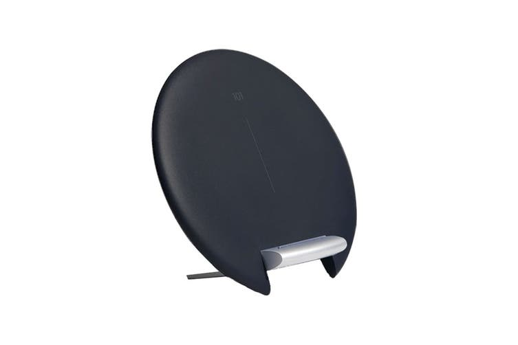 Cygnett Prime Wireless Desk Charger Premium Black (CY2647WIRDE)