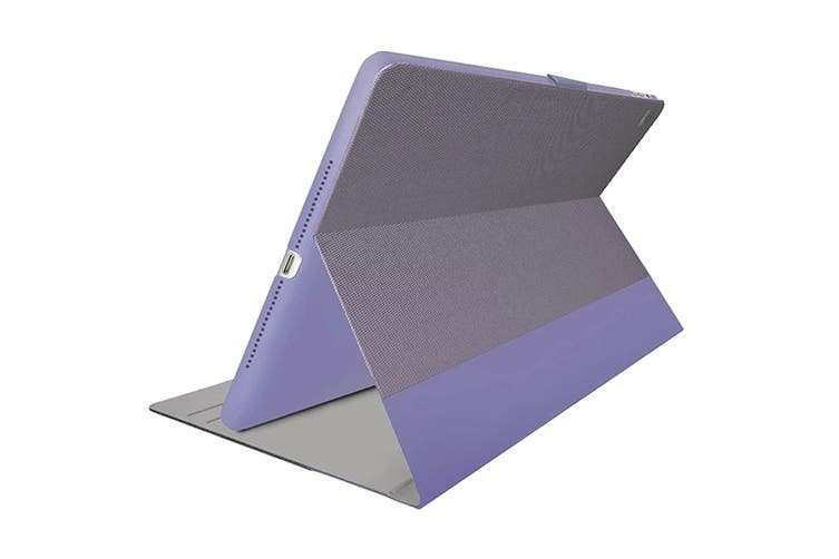 "Cygnett TekView Slimline Case with Apple Pencil Holder for iPad Pro 12.9"" - Lilac/Purple (CY2710TEKVI)"