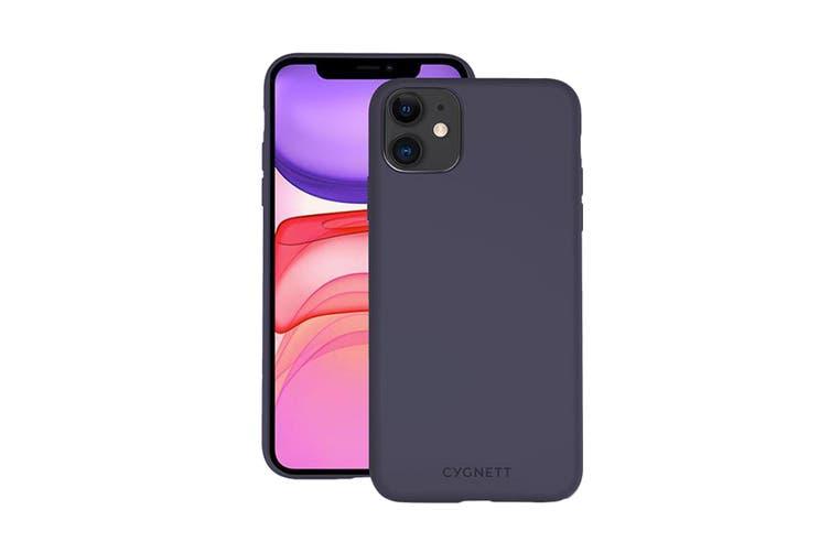 Cygnett Skin Ultra Soft Feel Case for iPhone 11 - Navy (CY2917CPSKI)
